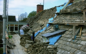 Cotswold stone tiles, reclaimed Cotswold stone tiles