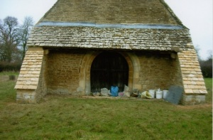 Repairing stone tiled church roofs - Berrys Roofing, Cricklade in Wiltshire