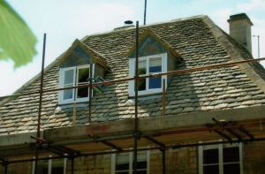 Cotswold stone tiling specialists based in Cricklade near Swindon, Wilts