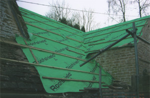 New roofs, Wiltshire roofing company