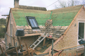 Roofing company near Swindon